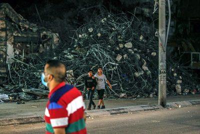"""Egipto pide a Israel """"evitar la escalada de tensión"""" tras ataque contra Gaza"""