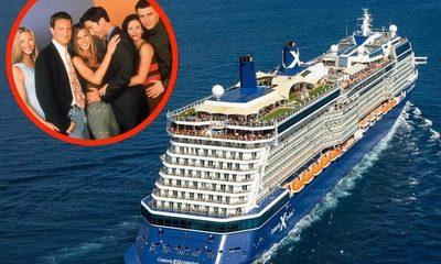 """Crucero de """"Friends"""" recorrerá el Caribe en 2022"""