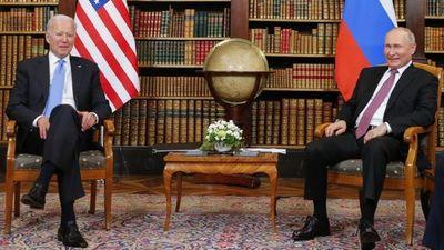 Biden y Putin: 3 puntos de encuentro y 3 desacuerdos de la primera reunión entre los mandatarios