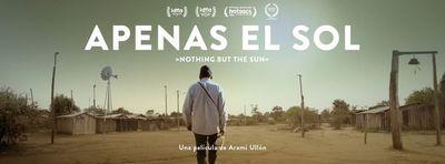 Documental Apenas el Sol llegaría a nuestro país a fin de año