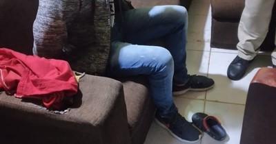 La Nación / Tras allanamientos, detienen a sospechoso de homicidio en Villa Elisa