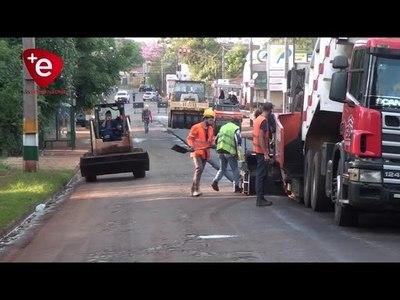CAMBYRETÁ: OBRAS INICIADAS POR LA COMUNA ESTÁN GARANTIZADAS