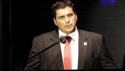 El mensaje de Harrison en el aniversario 115 de la Asociación Paraguaya de Fútbol