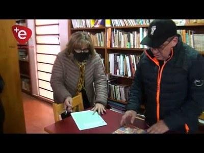 MUNICIPIO ENTREGÓ APORTE A LA BIBLIOTECA PÚBLICA