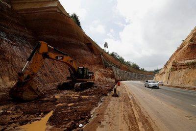 Una autopista de 68 millones de dólares, alérgica a la lluvia en Guatemala
