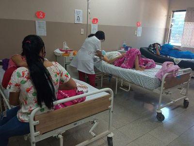 Proyectan instalar red de distribución de oxígeno en el Hospital Distrital de Presidente Franco