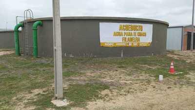 Millonario acueducto del Chaco no trabaja de forma continua