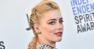 Amber Heard se convertirá en la actriz mejor pagada de Hollywood