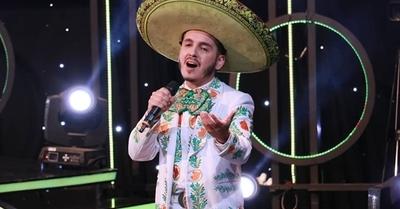 Will Fretes, al puro estilo mariachi, destella en el Canta