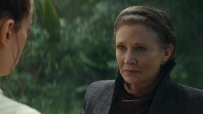 Carrie Fisher por fin tendrá una estrella en el Paseo de la Fama de Hollywood