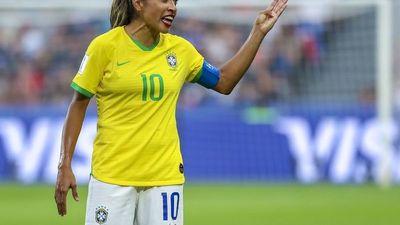 Brasil convoca a Marta y a Formiga para Juegos Olímpicos