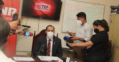 La Nación / TEP desmiente pedido de dinero a movimientos