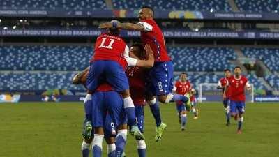 Copa América: Chile vence a Bolivia y se acomoda en su grupo