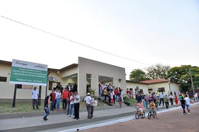 ITAIPU llama a licitación para ampliación y refacción de Hospital de Franco