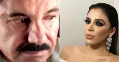 Las hijas del Chapo Guzmán no podrían ver a su madre hasta que tengan 20 años