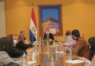 Misión de Observación Electoral inició labores en Paraguay