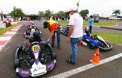 El Karting acelera con una prometedora fecha