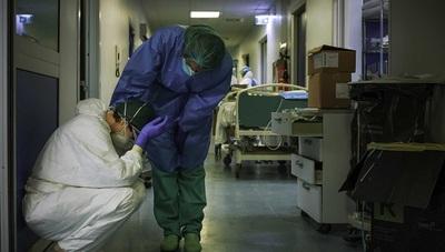 Este viernes reportan 117 fallecidos y 3.777 internados por Coronavirus