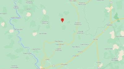 Denuncia presunto ataque a estancia en Paso Barreto, Concepción