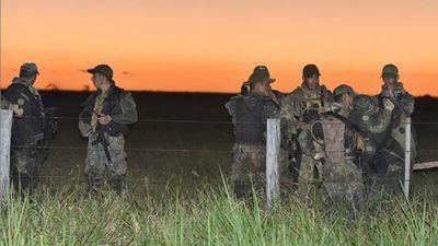Reportan supuesto ataque a establecimiento ganadero en Paso Barreto