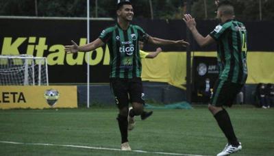 Lo mejor de la goleada de Pinozá 5-1 sobre Figari