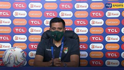 César Farías habla del proceso en la selección de Bolivia