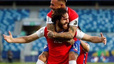 La Roja triunfa con gol   del  inglés  Brereton