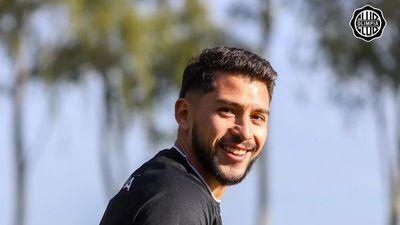Salazar  entrena y se perfila para la Copa