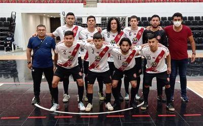 """Fútbol de salón: Mañana, otro día de la """"Copa  Oro"""""""