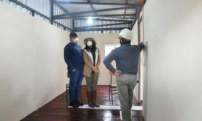 Familia humilde de Pdte. Franco inaugura su nueva vivienda, construida por la UPE – Diario TNPRESS