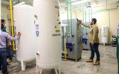 Municipalidad de Franco ya estaba gestionando desde mayo la instalación de planta de oxígeno – Diario TNPRESS