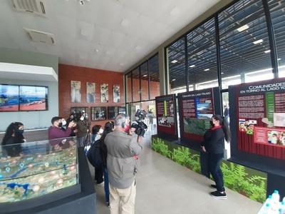 Comunicadores esteños visitaron atractivos turísticos de Yguazú