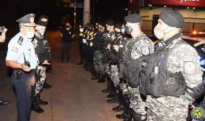 La Policía, acuartelada por elecciones municipales •