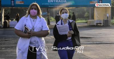 REGISTRAN NOTABLE BAJA DE CASOS DE COVID-19 EN PERSONAL DE ENFERMERÍA