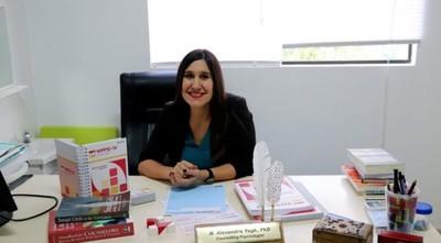INVESTIGADORA PARAGUAYA RECIBE IMPORTANTE PREMIO INTERNACIONAL