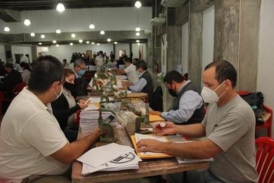 TEP de ANR divulga que más de 2.500.000 colorados están habilitados para votar mañana