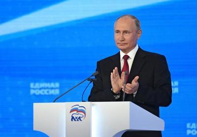 Putin intenta impulsar el partido oficialista ante la caída de su popularidad