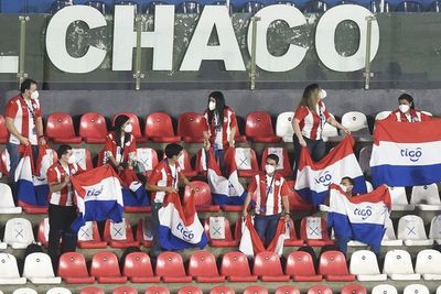 Plan para que vacunados asistan a juegos de Paraguay