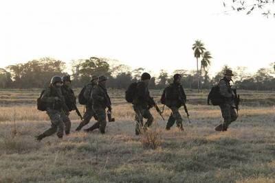 Reportan ataque a estancia en Paso Barreto