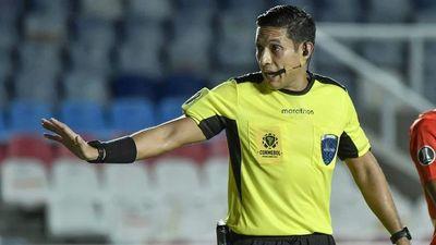 Jesús Valenzuela pitará el juego de Paraguay