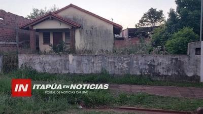 UNAS 80 CASAS EN ABANDONO SERÁN REPARADAS Y ENTREGADAS A FAMILIAS.
