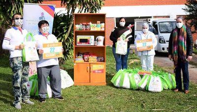 Reconocimiento ciudadano a médicos expresado a través de donaciones