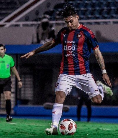 Desde España indican que transferencia de Santiago Arzamendia está casi concretada