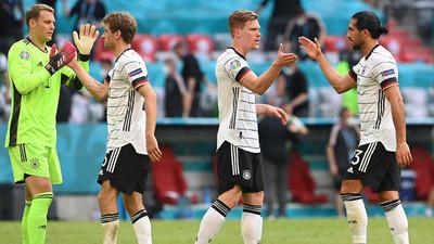 Eurocopa: Alemania