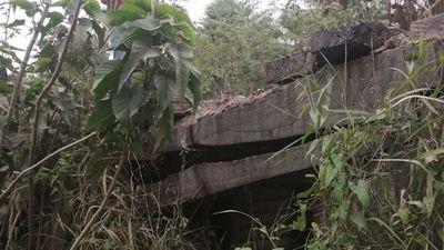 Denuncian pésimo estado de puente que conduce a Fuerte Olimpo