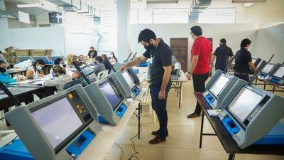 Paraguay se enfrenta a su primera prueba tras desbloqueo de listas