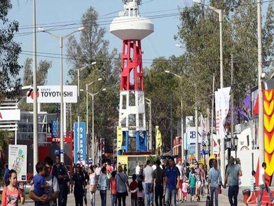 Por la pandemia, vuelven a suspender la Expo de Mariano Roque Alonso