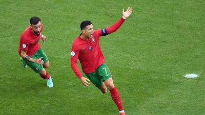 Cristiano Ronaldo alcanza otro récord