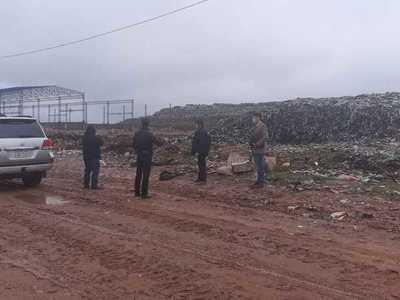 Mades interviene empresa encargada de eliminación de residuos en Asunción