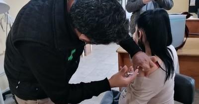 La Nación / Suman once embarazadas privadas de libertad que recibieron vacunas contra el COVID-19